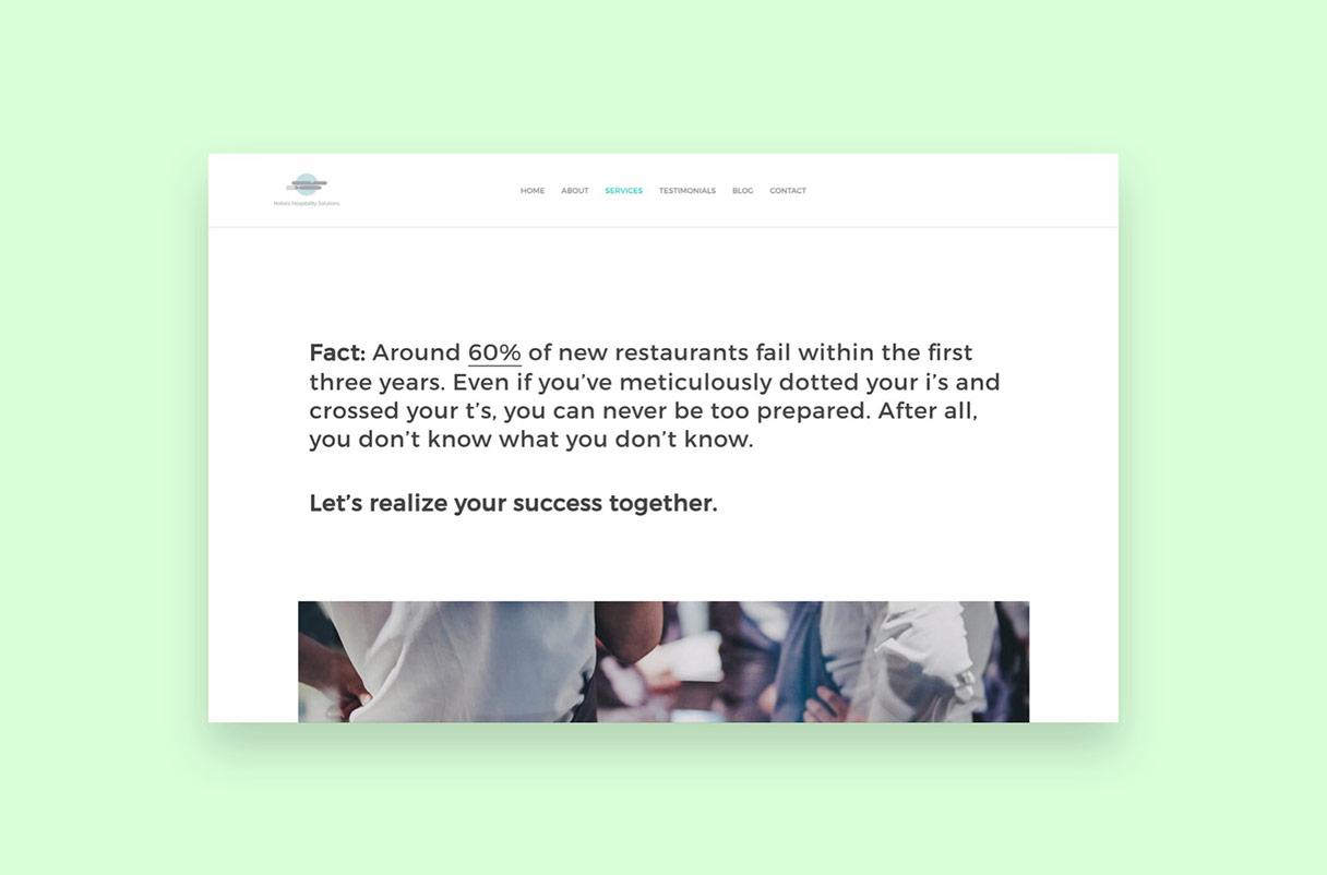 Holistic Hospitality Services